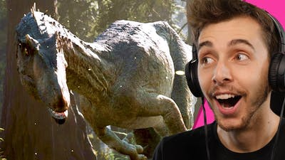 This Dinosaur Game Actually Looks Amazing! | The Lost Wilds Reaction
