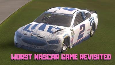 WORST NASCAR Game Revisited