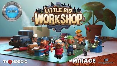 Little Big Workshop Gameplay 60fps