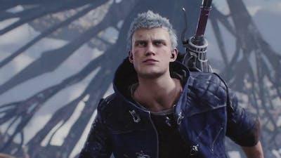 Devil May Cry 5 Vergil No Damage Dante Must Die