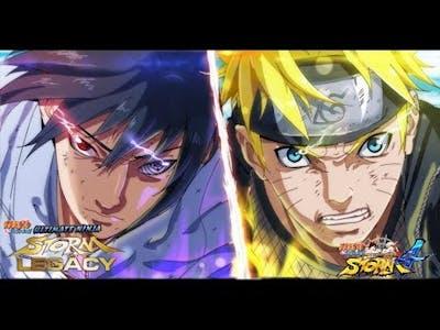 Naruto storm legacy naruto shippuden ultimate ninja storm 4 #17 Naruto vs sasuke