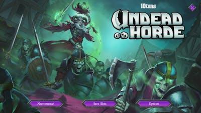 Zombie Games #42 - Undead Horde