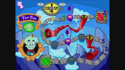 Pajama Sam: Games to Play on Any Day - Part 5 - Fans & Teleporters (Gameplay/Walkthrough)