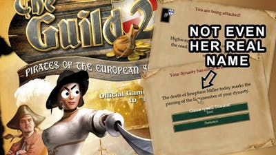 THE GUILD II - PIRATES OF THE EUROPEAN SEAS: An Ignoble Effort