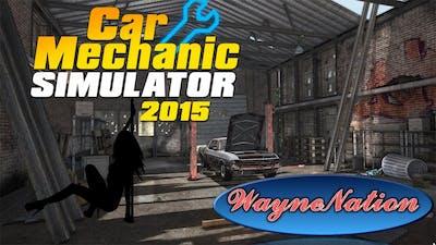 CAR MECHANIC SIMULATOR 2015 | STRIPPING DLC