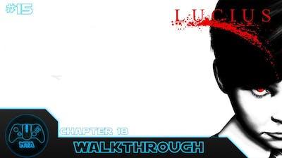 Lucius - Chapter 18 (Both Endings) - Walkthrough