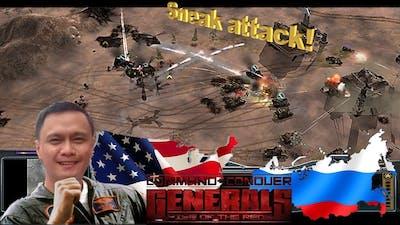 ROTR Bozic Destruction - USA vs Russia - 1st try