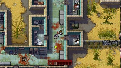 The Escapists   The Walking Dead part 1 where's carrool!
