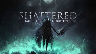 A VERY SHALLOW GAME (Shattered Tale Of The Forgotten King)
