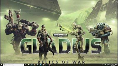 Warhammer 40K Gladius Relics of War DLC Announcement