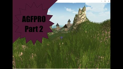 AGFPRO Making your own game! #2