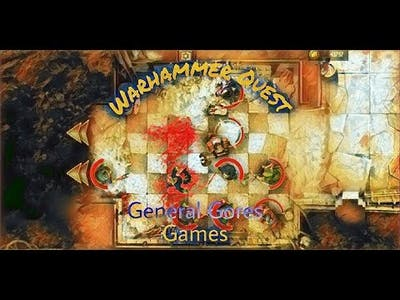 Warhammer Quest - The Grey Minstrel's Revenge
