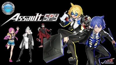 Assault Spy Gameplay 60fps