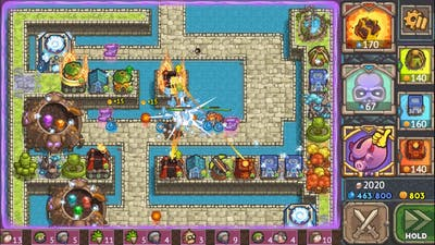 Cursed Treasure 2 -  Level 15 [Brilliant]