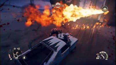 Mad Max Game (bizarre clips part 21)