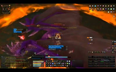 The Hungering Cold vs Halion 25 Heroic