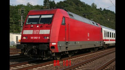 Train Simulator München - Rosenheim Timelapse