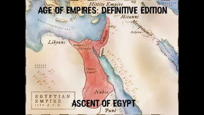 AoE:DE - Ascent of Egypt 1 - Hunting and Foraging