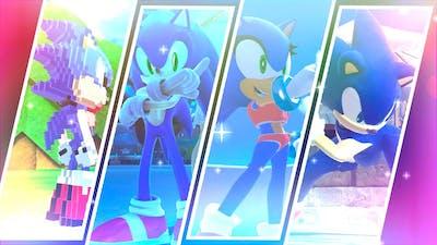 Sonic Generations: O Sonic Verso 🌌