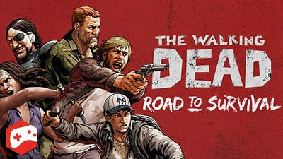 The Walking Dead: Road to Survival (By Scopely) iOS/Android Gameplay Video