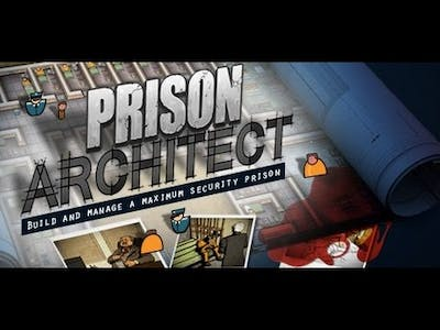Prison Architect 7 - Picking up the pieces