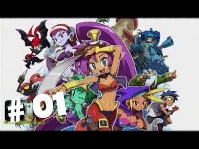 #Shantae and the Pirates curse# Beto Paraíba games # 01