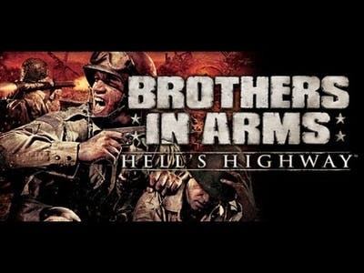 Brothers in arms Hell's Highway Gameplay Part 1 -Intro-