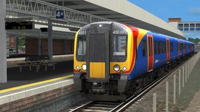 Train Simulator 2019: South Western Mainline (First Look) - The Lymington Branch