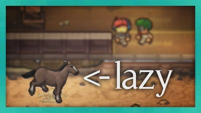 The Escapists 2: HORSE - betapixl