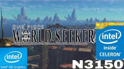 one piece world seeker gaming in intel celeron n3150 intel hd graphics brasswell