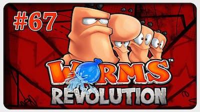 Let's Play: Worms Revolution | Folge #67 - Der Bauernhofreport