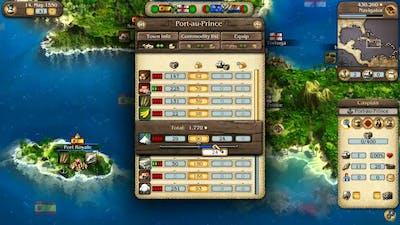 Port Royale 3: Tutorial 1: Basic Gameplay