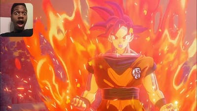 Dragon Ball Z Kakarot Dlc Looks HEAT!!!!!