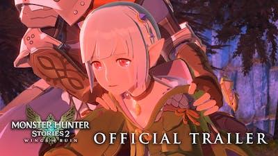 Monster Hunter Stories 2: Wings of Ruin - Trailer 5