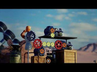 Crazy Machines 3 : Gears level