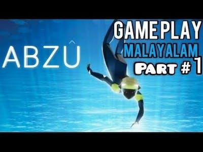 ABZU  Game play  Malayalam  ||V-Brook Gamers||