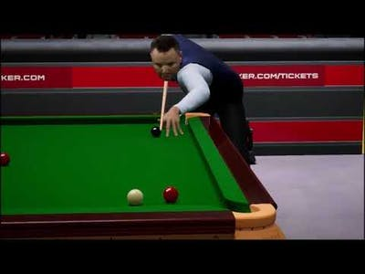 snooker 19 first frame pc game