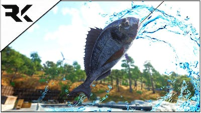Scum 0.5   How To Fish & What Skills You Will Need