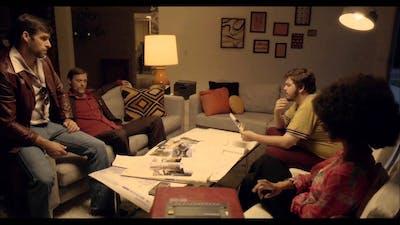 Crookz - The Big Heist: Short film