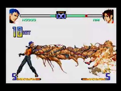 K9999 - THE KING OF FIGHTERS 2002