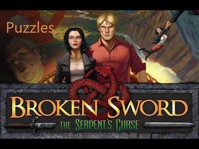 Broken Sword 5 - The Serpent's Curse - Decoding the Tabula Puzzle