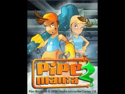 Pipe Mania 2 (Java Game - 2008) - Namco By: GamesSky