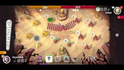 Mushroom wars 2 - estratégias 1