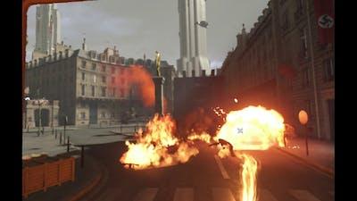 Wolfenstein: Cyberpilot - PSVR Gameplay [UlveTV]