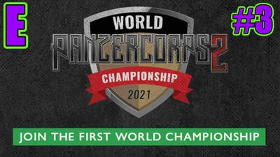 Turn 3- Bug River- Panzer Corps 2 World Championship 2021