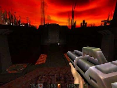 Final Boss of Quake 2