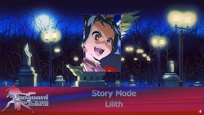Vanguard Princess: Story Mode - Lilith