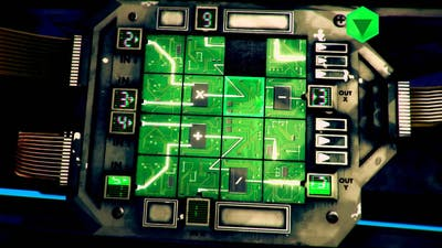 Albedo: Eyes from Outer Space, Circuit walkthrough