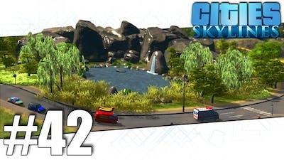 Cities Skylines - Dinosaur Garden - Part #42
