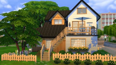 CUTE WOODEN HOME + TINY KIT GIVEAWAY (3 WINNERS!)